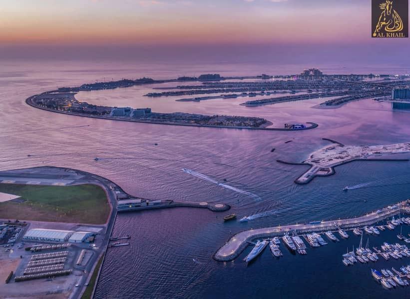 12 Spectacular Sea Views Perfect Location On Palm Jumeirah