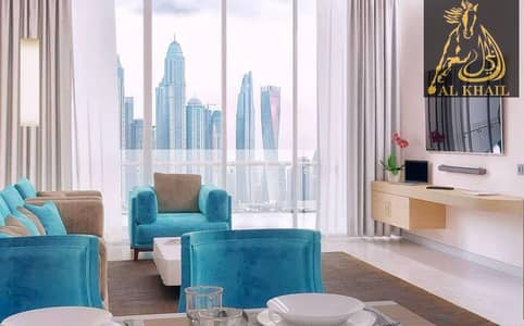 1 Bedroom Hotel Apartment for Sale in Palm Jumeirah, Dubai - Amazing View Of 1 Br Hotel Apartment Furnished