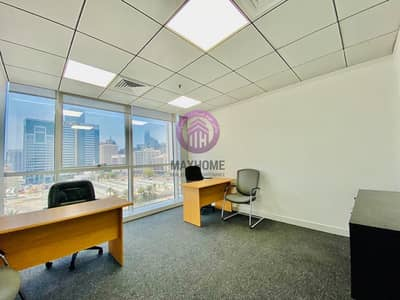 Office for Rent in Al Danah, Abu Dhabi - Superior & Creative Offices  Starting At AED 15000 yearly