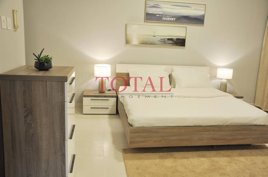 2 Amazing fully furnished 2-Bedroom | Without Commission