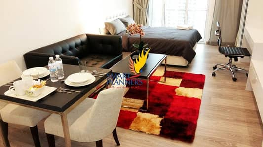 استوديو  للايجار في وسط مدينة دبي، دبي - Best Deal | Dewa Free | Warm and Cozy Unit