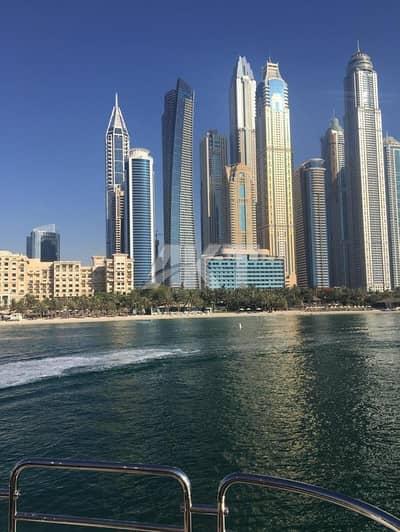 شقة 2 غرفة نوم للايجار في دبي مارينا، دبي - 75 K/ 2 Beds / Lowest Price in Market / Partial Marina View / Kitchen Equipment