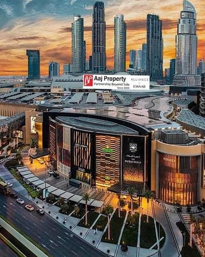 1 Bedroom Apartment for Rent in Downtown Dubai, Dubai - BLVD POINT 1BR Apartment Facing Burj&Fountain View