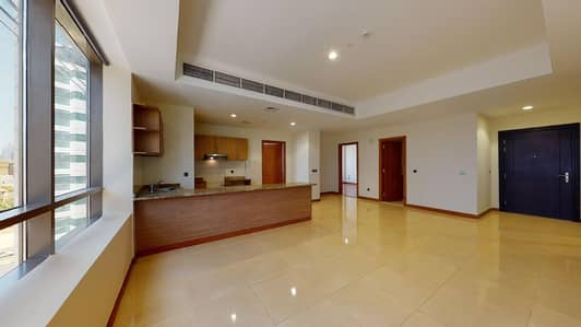 2 Bedroom Flat for Rent in Al Barsha, Dubai - Chiller free | Wooden floors | Monthly payments