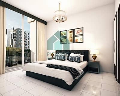 شقة 2 غرفة نوم للبيع في أرجان، دبي - Pay 1% Per Month Own Sweet Home 2 Bedroom With 5 Year Plan
