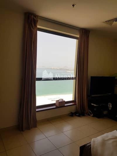 شقة 2 غرفة نوم للايجار في جميرا بيتش ريزيدنس، دبي - FULL VIEW OF DUBAI EYE AND SEA VIEW 2 BEDROOM APT IN JBR