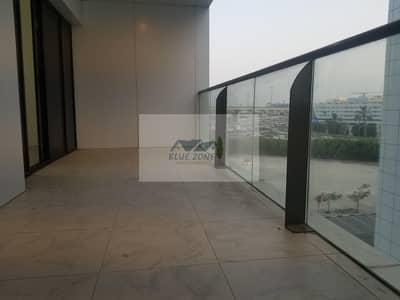 1 Bedroom Flat for Rent in Al Mamzar, Dubai - 30 DAYS FREE BRAND NEW! 1 BHK CLOSE TO AL QIYADAH METRO BALCONY OPEN VIEW POOL GYM IN 44K