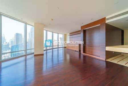 شقة 2 غرفة نوم للايجار في وسط مدينة دبي، دبي - DIFC and Sea View I Large 2 bed I On High floor