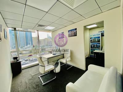 Office for Rent in Al Danah, Abu Dhabi - Lowest Priced Office Inclusive All|| Flexible payment