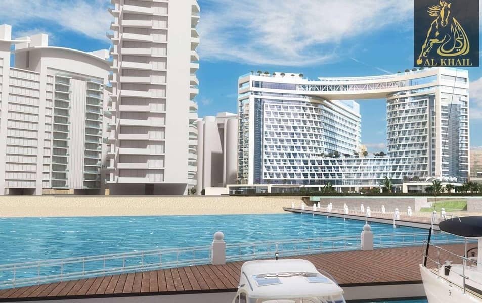 Fantastic Views 3 Bedroom Hotel Apartment