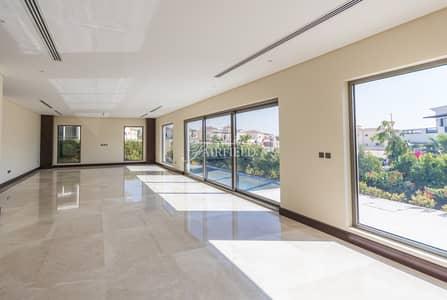 5 Bedroom Villa for Sale in Jumeirah Golf Estate, Dubai - Custom Built Luxury Villa with Pool