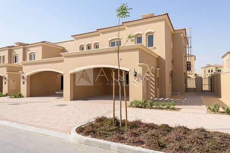 فیلا 3 غرف نوم للايجار في سيرينا، دبي - Corner Unit | Close to Pool | Multiple Cheques