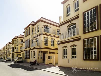 2 Bedroom Townhouse for Rent in Ajman Uptown, Ajman - BEST OFFER FOR STYLISH SPACIOUS VILLA | WELL MAINTAINED | PRIVATE COMMUNITY