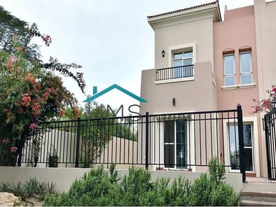 3 Bedroom Villa for Rent in Arabian Ranches, Dubai - Renovated 4E | Lake Backing | 3 Bed