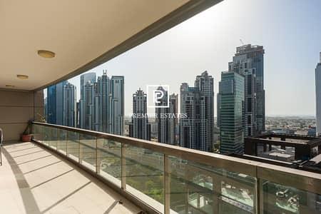 فلیٹ 2 غرفة نوم للبيع في وسط مدينة دبي، دبي - Amazing 2BR apt|Spacious Balcony|Semi-Open Kitchen