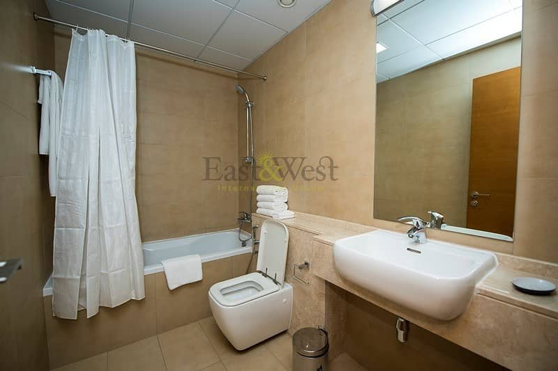6 Furnished 1 bed direct from owner