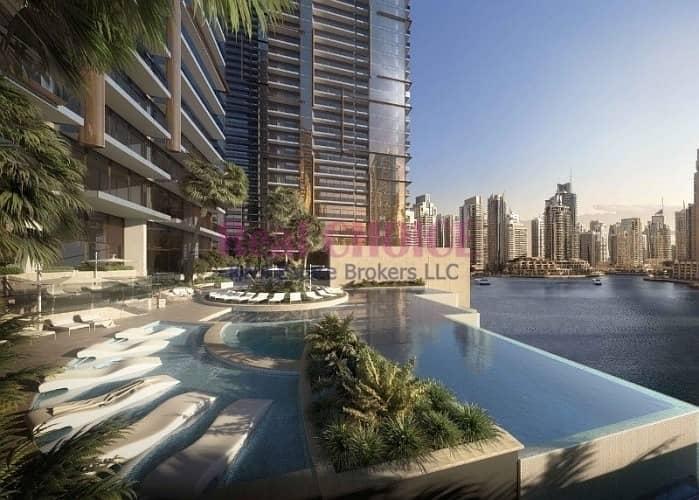 77 Full Marina view 3BR Villa|4 Percent DLD Waiver