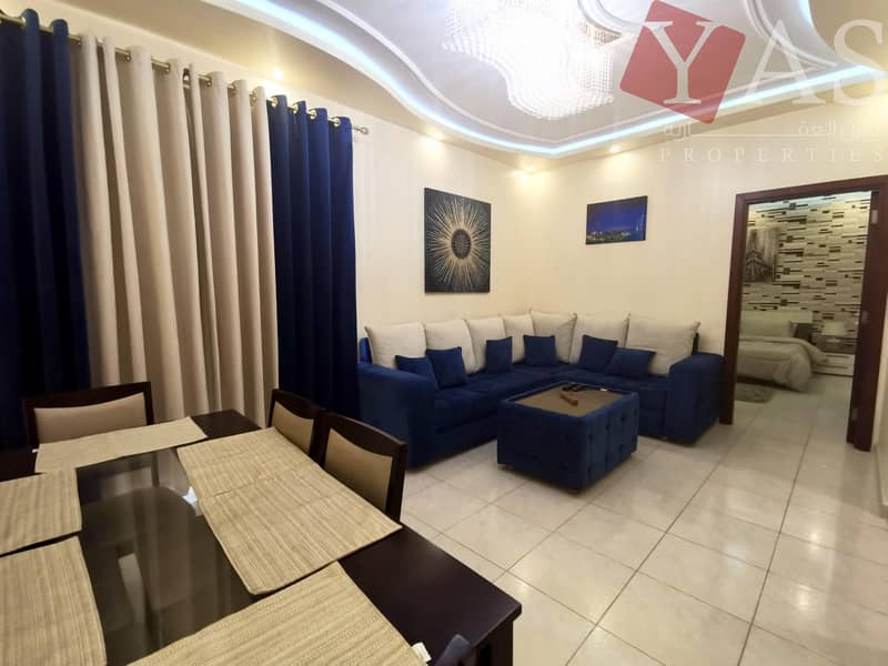 27 Outstanding | 1 BR Furnished | Sea View