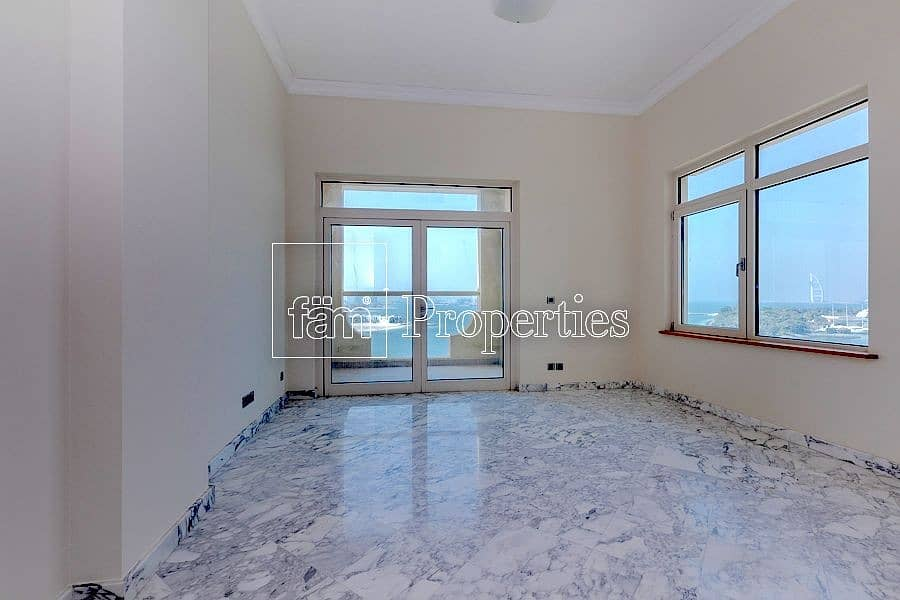 2 Sea View From All Windows | H Type Penthouse