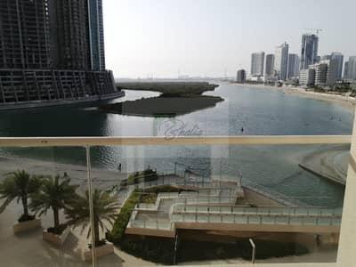 فلیٹ 1 غرفة نوم للايجار في جزيرة الريم، أبوظبي - Free Chiller: Sea View: Amazing 1 BR with Balcony & Appliances