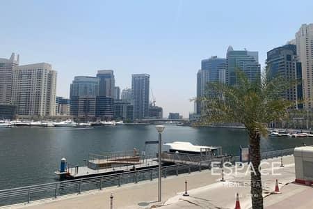 شقة 3 غرف نوم للايجار في دبي مارينا، دبي - Emaar | Full Marina View | Upgraded Duplex