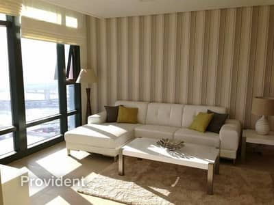 2 Bedroom Apartment for Rent in Jumeirah Lake Towers (JLT), Dubai - Fully Furnished Beautiful Two Bedroom Apartment