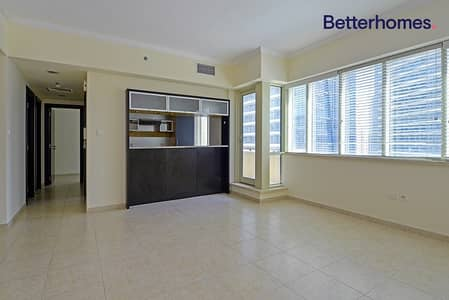 2 Bedroom Apartment for Sale in Dubai Marina, Dubai - Study  | Low to Mid Floor | Partial Marina| Rented
