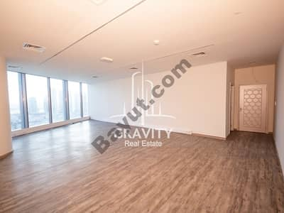 Now Vacant   Fitted Office Space   Middle Floor in Addax Tower