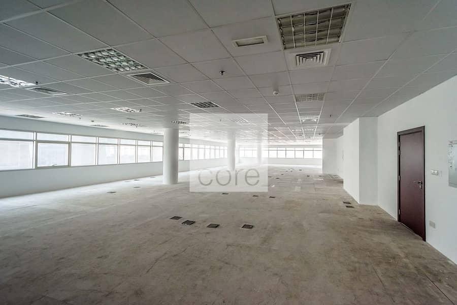Full Floor Office | Spacious | Mid Floor