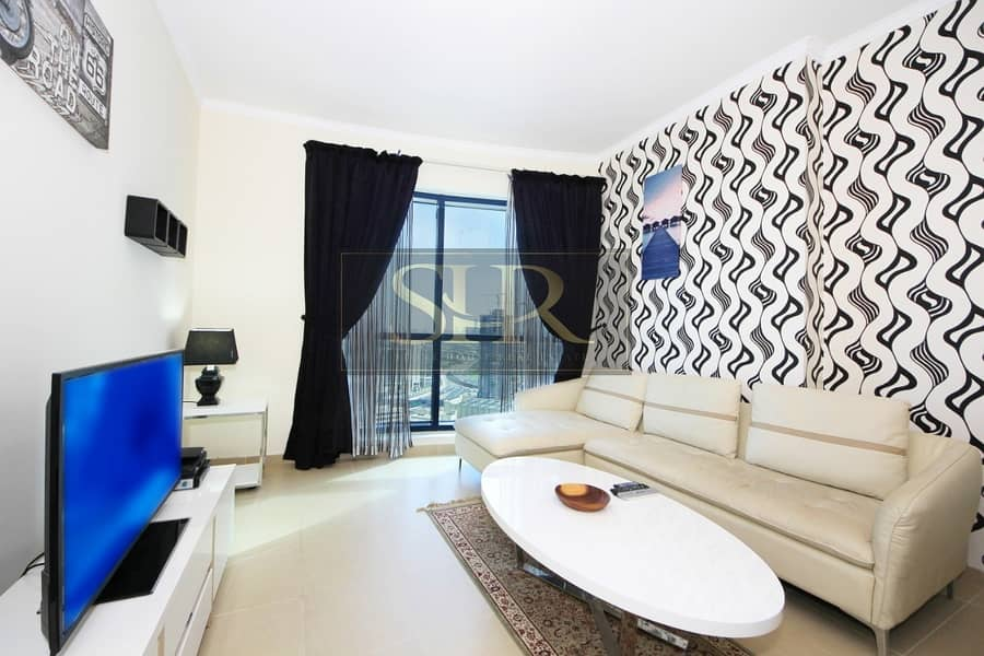2 12 Cheques | Furnished Duplex Apt With Lake View