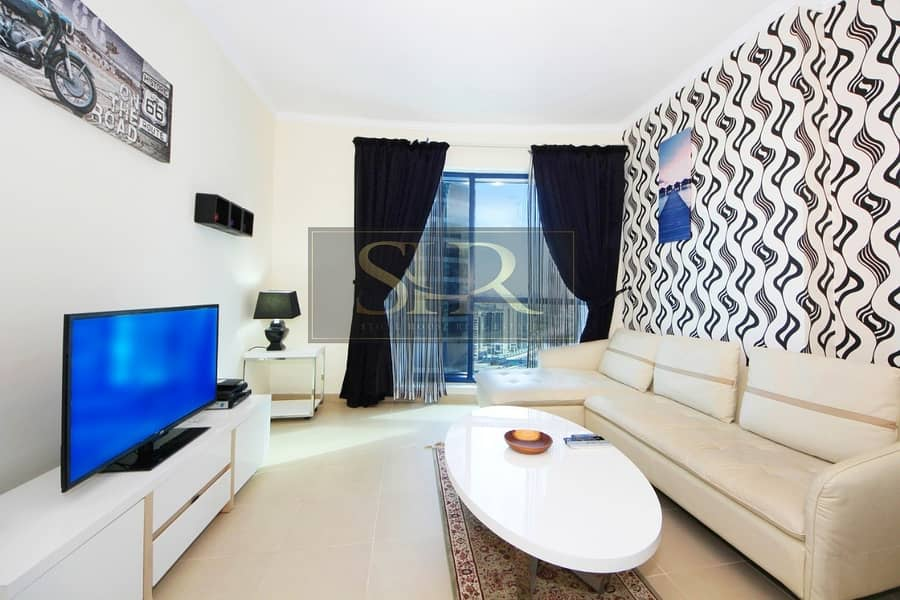 27 12 Cheques | Furnished Duplex Apt With Lake View