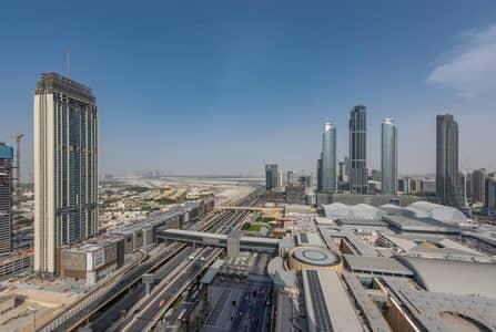 شقة 1 غرفة نوم للايجار في وسط مدينة دبي، دبي - Fully Furnished   Direct Access Dubai Mall