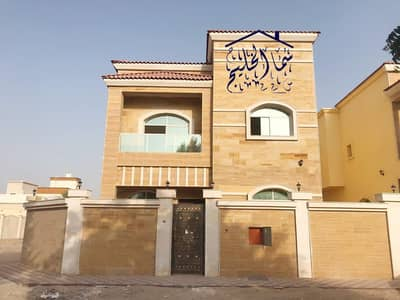 5 Bedroom Villa for Sale in Al Mowaihat, Ajman - Villa for sale personal building near Sheikh Ammar Street Freehold for all nationalities