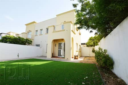 2 Bedroom Villa for Sale in The Springs, Dubai - Upgraded | Type 4E | Investment Opportunity