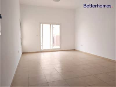 1 Bedroom Flat for Rent in Remraam, Dubai - Cozy Apartment| next to school| Amazing terrace