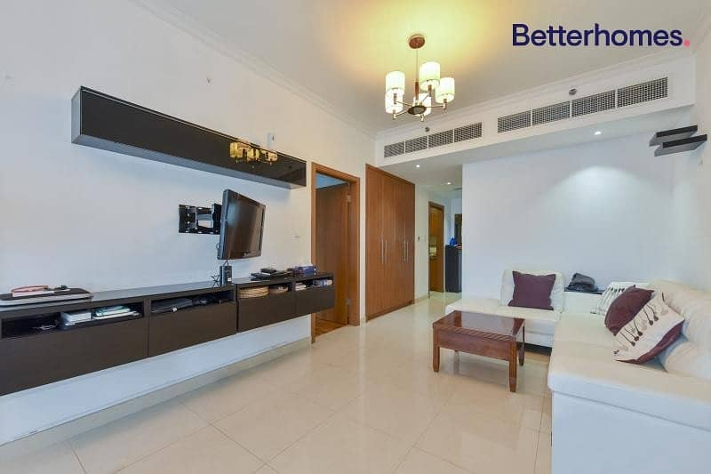 2 High Floor | Balcony | Fully Furnished | Near Metro