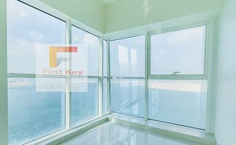 2 Bedroom Flat for Rent in Al Reem Island, Abu Dhabi - No Commission | One Month Free | full sea view