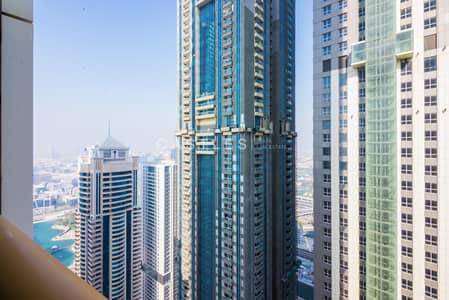 1 Bedroom Apartment for Rent in Dubai Marina, Dubai - SPACIOUS HIGH FLOOR | FURNISHED | 1 BEDROOM