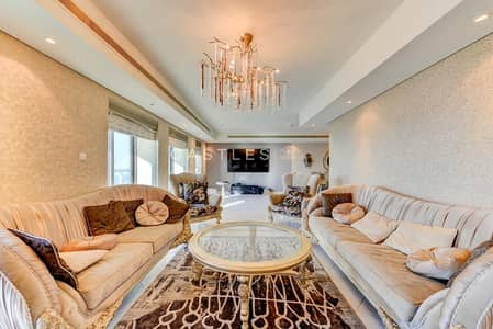 Marvelously Furnished Full Sea & Skyline View