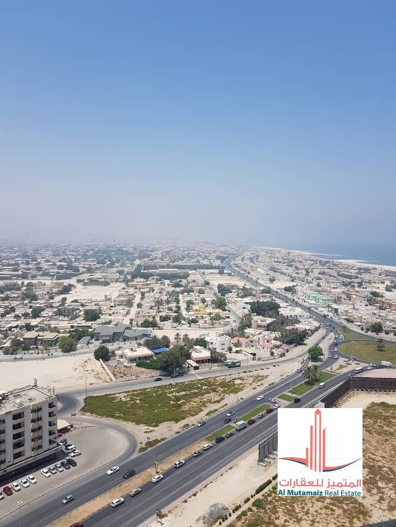 For rent two rooms and a hall in the most prestigious places in Ajman at an attractive price