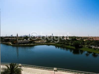 شقة 3 غرف نوم للايجار في تلال الجميرا، دبي - Ensuite 3BR Duplex + Huge Maids Room with a Gorgeous Lake View