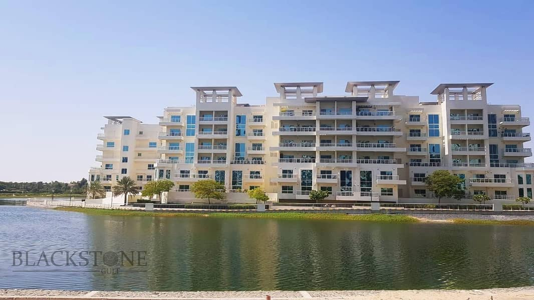 2 Ensuite 3BR Duplex + Huge Maids Room with a Gorgeous Lake View