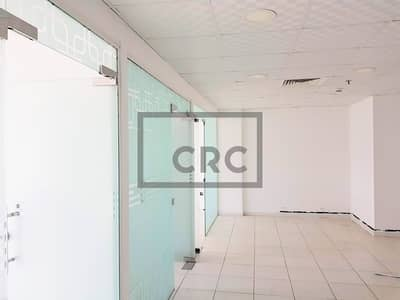 Office for Rent in Barsha Heights (Tecom), Dubai - Fitted | Partitions | Chiller Free | DED