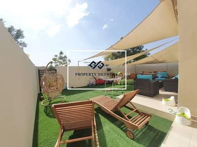 تاون هاوس 4 غرف نوم للايجار في ريم، دبي - Access to Park I Single Row I Type 1E