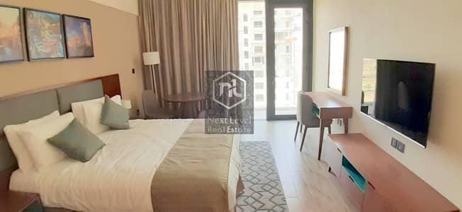 Studio for Rent in Jumeirah Village Circle (JVC), Dubai - EXECUTIVE FURNISHED STUDIO HOTEL APARTMENT IN MILANO-JVC