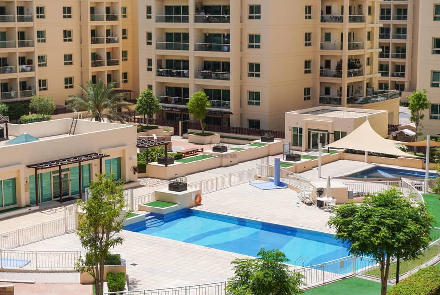 25 Fully furnished Spacious 1BR  Al Thayal 3