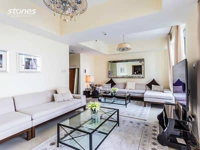 Apartment With Large Terrace Facing Burj Khalifa View