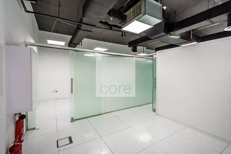 10 Fitted and Partitioned Office | Low Floor
