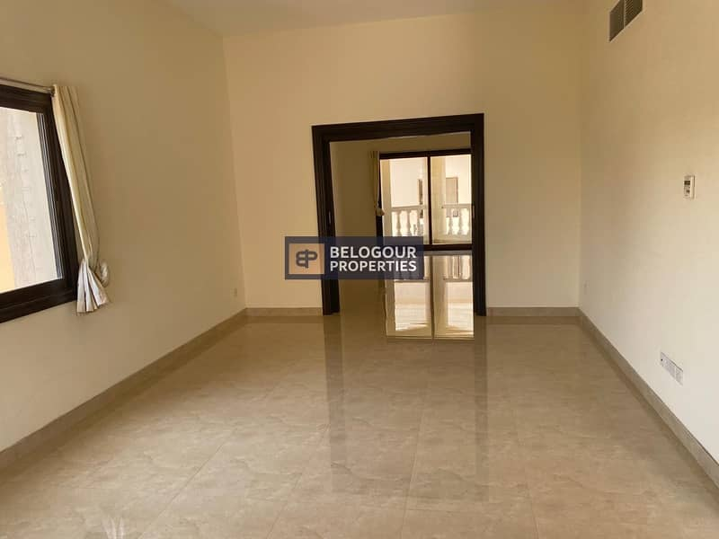 2 BIG PLOT SIZE |MAIDS ROOM|DRIVER ROOM |INDEPENDENT 4 BEDS VILLA IN JUMEIRAH