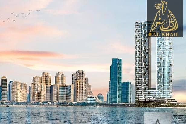 2  Palm & Marina View 4 Bed Room Luxurious Apartment